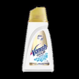 Vanish Gold Oxi Action tekutý odstraňovač skvrn na bílé prádlo 940ml