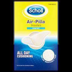 Scholl Air Pillo Comfort Insoles