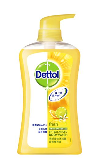 Dettol Fresh Antibacterial pH-Balanced Body Wash